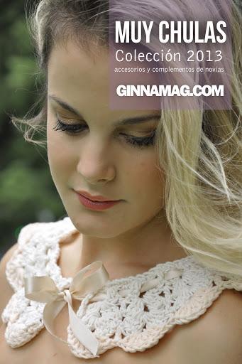 Campaña Chulas Deluxe para Ginna Mag